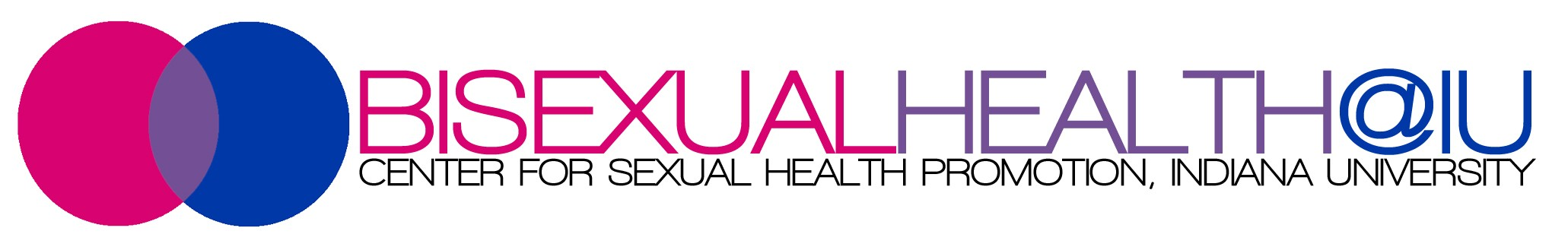 Bisexual Health Logo